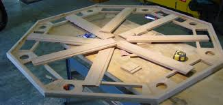 how to make a poker table poker table plans 100 octagon poker table card table dining top