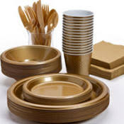 christmas tableware party value