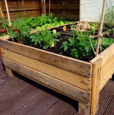 best 25 pallet garden box ideas on pinterest growing veggies