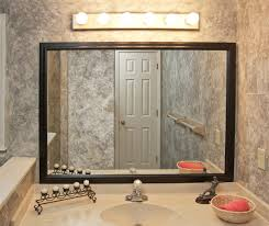 bathroom top how to clean mirrors in bathroom home design image