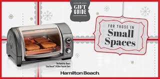 Hamilton Beach Digital 4 Slice Toaster Holiday Gift Guide 2013 Everyday Good Thinking