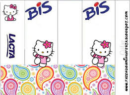 hello kitty party free printable candy buffet labels is it for