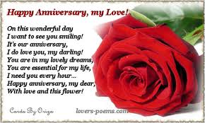 anniversary card for message anniversary cards by oriza words and quotes by