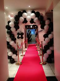 theme decor interior design simple black and white party themes and decor