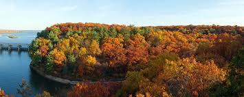 15 places illinois fall foliage