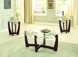 glass coffee table sets you u0027ll love wayfair