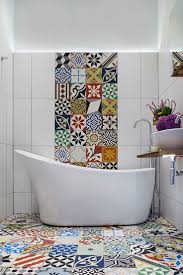 Bathroom Accent Wall Ideas 25 Best Mediterranean Bathroom Design Ideas Ideas On Pinterest
