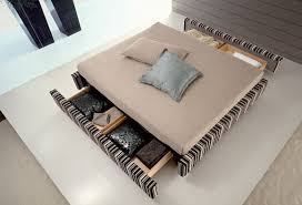 letto cassetti loft sommier con cassettoni letto matrimoniale o singolo