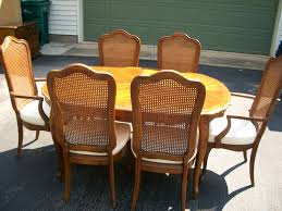 thomasville cane back dining room chairs indiepretty