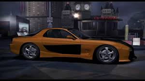 tokyo drift cars need for speed carbon tokyo drift cars youtube