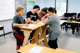 standing desks for students standing desks working while standing shown to improve cognitive