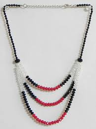 crystal bead necklace images Sandi pointe virtual library of collections jpg