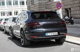 macan porsche turbo porsche 95b macan turbo 1 december 2016 autogespot