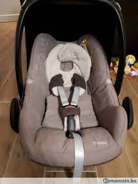 pebble siege auto siège auto maxi cosi pebble brun gr 0 a vendre 2ememain be