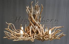twig tree with lights high thorn twig disk chandeliers handmade in south africa