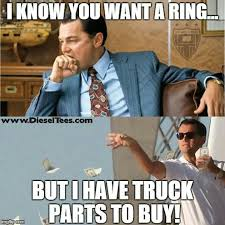 Cummins Meme - lol i m completely ok with new truck parts www dieseltees com a