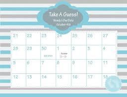 best 25 due date calendar ideas on pinterest baby due date