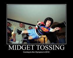 Midget Memes - vh midget tossing coming to the olympics in 2012