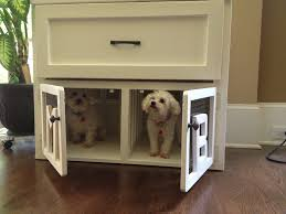 bedside table dog crate coffee tables decoration