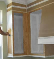 How Do You Paint Kitchen Cabinets Remodelando La Casa Painting The Kitchen Cabinets