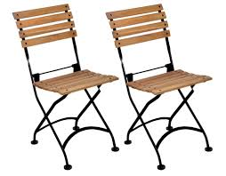 Folding Bistro Chairs Buy Bistro Chair Folding With Teak Wood Slats From