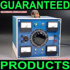 drco custom usa 15a variac ac dc variable metered power supply