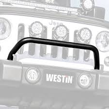 jeep light bar bumper westin 62 41055 snyper textured black bumper light bar for 3
