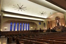 silent and efficient church ceiling fans from big fans