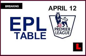 english premier league results table epl table 2014 results score surges everton in english premier