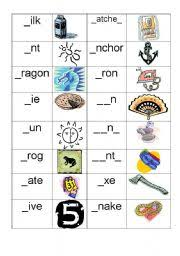 english worksheets fill in the missing letters