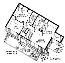berm house floor plans earth sheltered home plans earth berm house plans and in hill