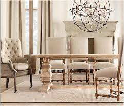 Trestle Dining Room Table Sets Dining Room Table Sets Wood As Restoration Hardware Teamnacl
