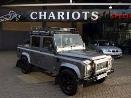 icon 4x4 defender used land rover defender 110 xs dc xs dcb chariots specialist cars