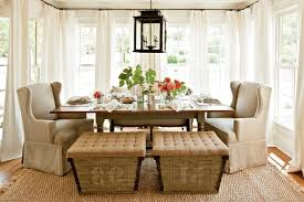 southern living ideas dining room farmhouse with beige outside