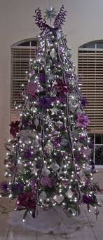 purple glass ornaments ornaments