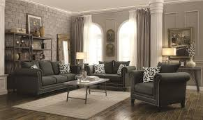 couch and loveseat set 504911 12 emerson charcoal sofa and loveseat set miami furniture