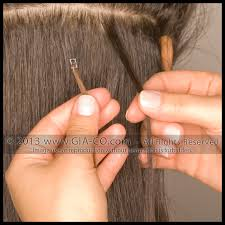 strand by strand hair extensions co salon photography media bonded strand hair