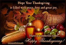 happy thanksgiving day images calendar 2017