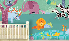 baby interior design new children wallpaper