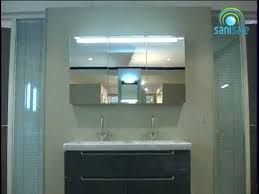 Villeroy And Boch Bathroom Mirrors - villeroy u0026 boch reflection spiegelkast 130 cm youtube