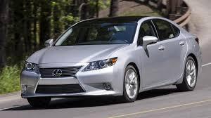 lexus es crafted line lexus es car news and reviews autoweek