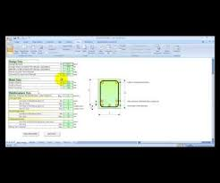 Shoring Design Spreadsheet Concrete Design And Professional Constructor Central