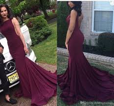 2017 burdundy very cheap simple prom dress party queen 2k17 floor