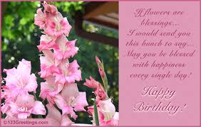 blessing cards a beautiful birthday blessing free blessings ecards greeting
