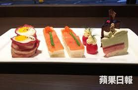 canap駸 3 places 食咗先講 日本製菓大師聯乘 tomato推冠軍級甜點 即時新聞 果籽