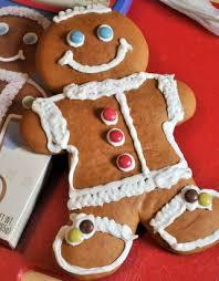 trader joe s really big gingerbread kit reviewed baking bites