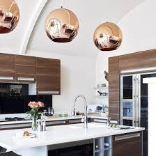 Tom Dixon Copper Pendant Light Tom Dixon Copper Shade Pendant Contemporary Kitchen House Home