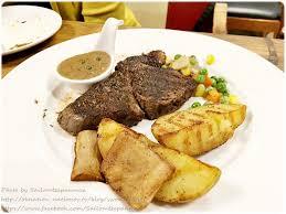 cuisine steak ไปก นสเต กท จอร จ คว ซ น สเต ก แอนด บาร george cuisine steak