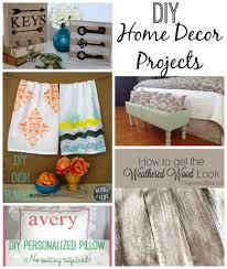 Diy Project Ideas Diy Home Decor Ideas Within Diy Home Decor Project Ideas Mi Ko