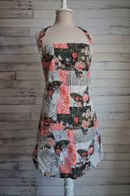 Custom Aprons For Women 96 Best Aprons Images On Pinterest Aprons Retro Apron And